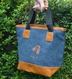 Текстильная сумка винтажный стиль
