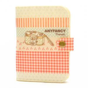 "Холдер для паспорта ""Anyfancy"" - Travel"