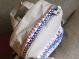 Рюкзак с этно-узором