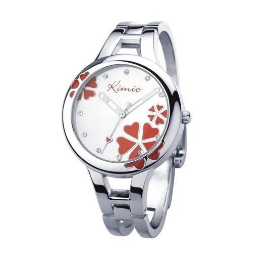 """Наручные часы """"Kimio Bangle"""" - Red"""