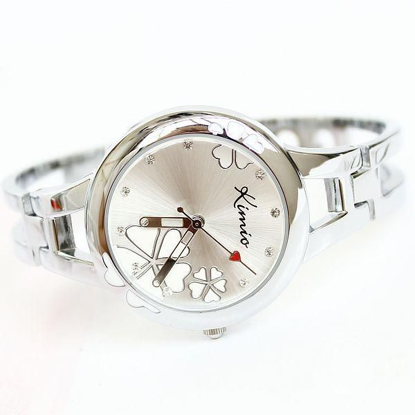 """Наручные часы """"Kimio Bangle"""" - White"""