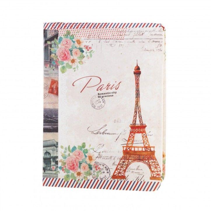 Блокнот «Paris» - Eiffel Tower