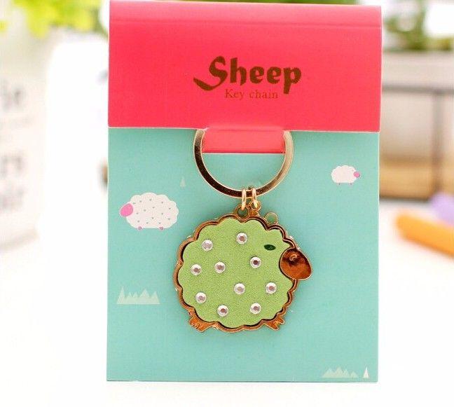 Брелок для ключей «Sheep» - Green