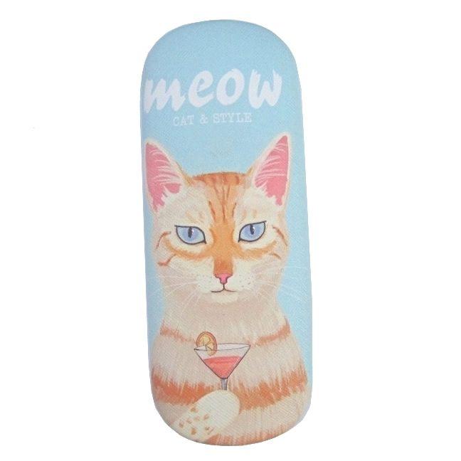 Футляр для очков «Sweet Cat» - Cocktail