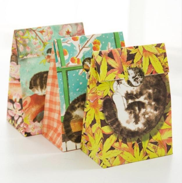 Набор пакетов для упаковки «Kitty»