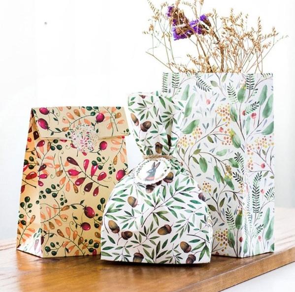 Набор подарочных пакетов «Autumn»