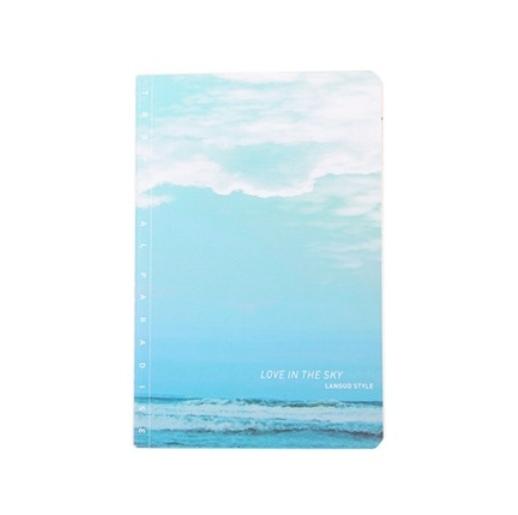 Тетрадь А5 «Tropical Paradise» - Sky Ocean