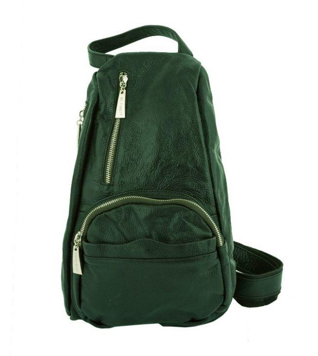 "Городской рюкзак ""City Zip Backpack"" - Emerald"