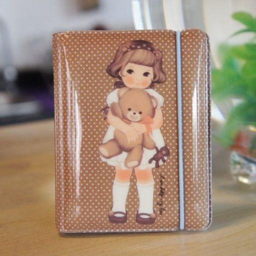 """Держатель для карточек """"Paper Doll"""" (разные цвета и дизайны)"""
