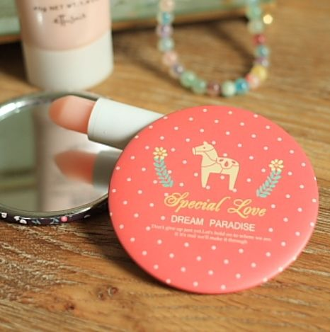 """Карманное зеркальце """"Special Love"""" - Horse"""