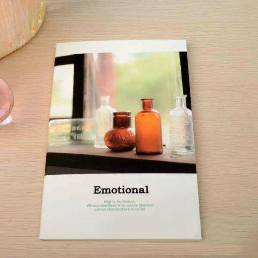 "Тетрадь ""Emotional"" - Beakers"