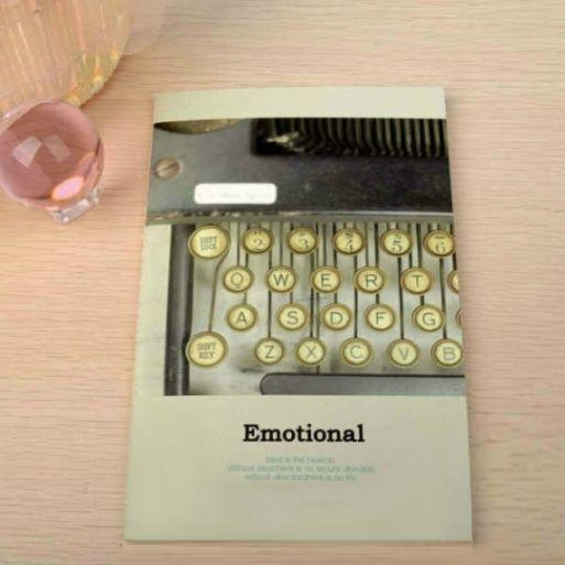 "Тетрадь ""Emotional"" - Underwood"