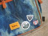"""Городской джинсовый рюкзак ретро """"Western Badge"""" - Boiled Jeans"""