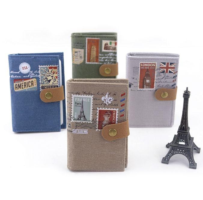 """Держатель для карточек """"Voyage Stamps"""""""