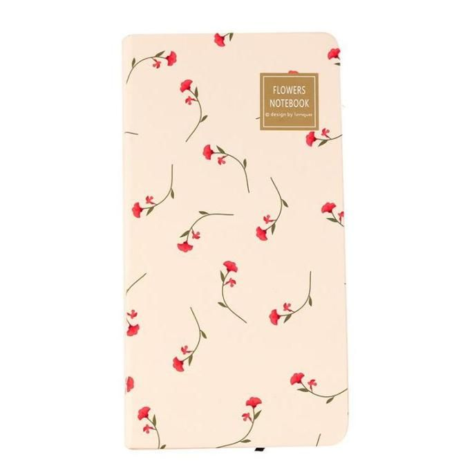 Блокнот «Flowers Notebook» - Cream