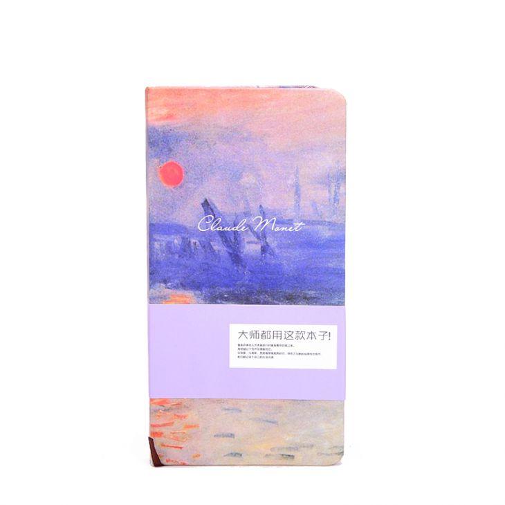 Планинг «Claude Monet» - Impression, soleil levant