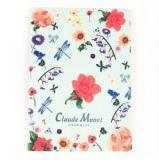 Красивая дизайнерская тетрадь с летней обложкой